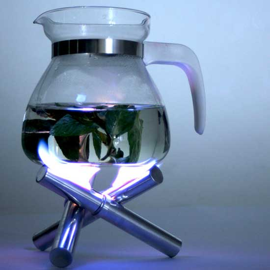 alcohol powered stove