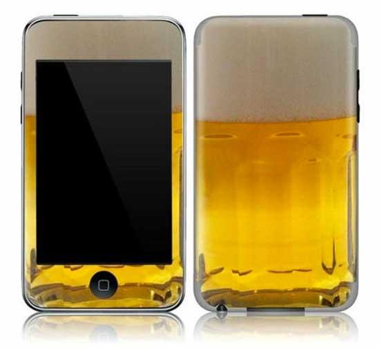iphone beer case