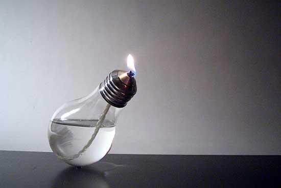 light bulb creative design
