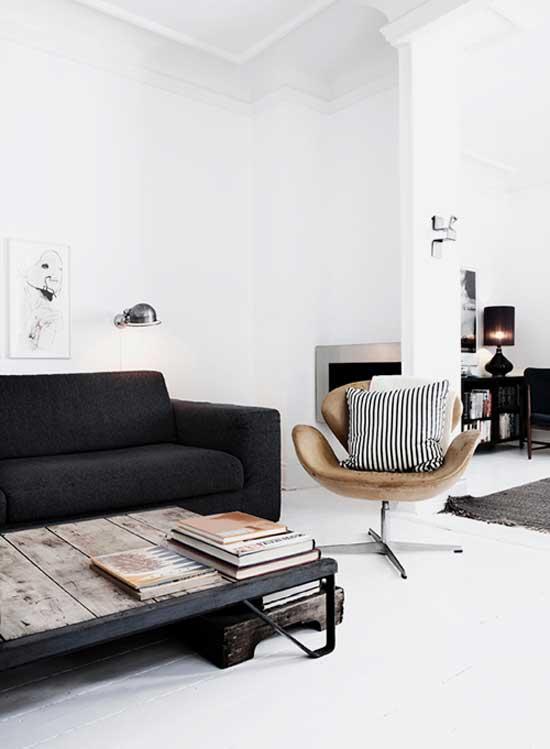 living room minimal interior design
