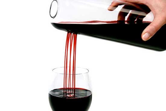 wine bowl creative design