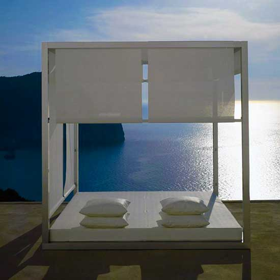 Day Bed by Jose Gandia Blasco ocean view
