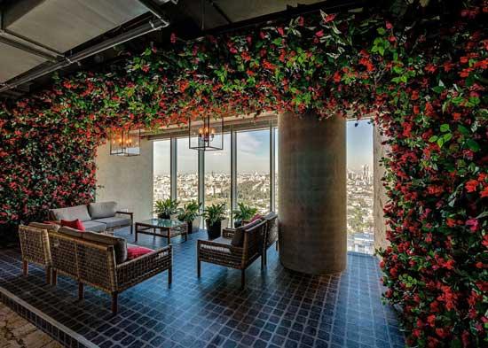 Google Tel Aviv Lounge