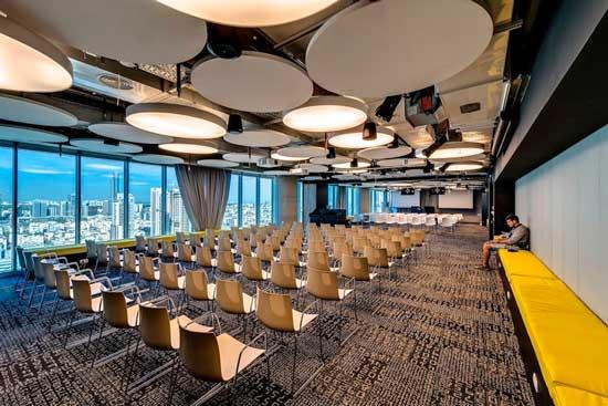 Google Tel Aviv Conference Room