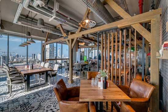 Google Tel Aviv Restaurant