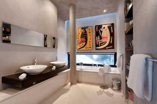 Ibiza Casa Del Art Villa Bathroom