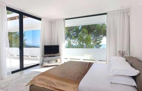 Ibiza Casa Del Art Villa Bedroom