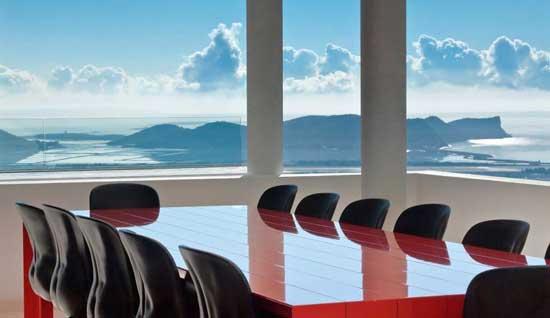Ibiza Casa Del Art Villa Conference Room
