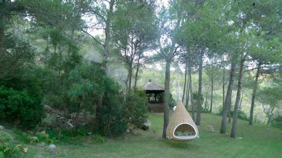 Ibiza Casa Del Art Villa Garden