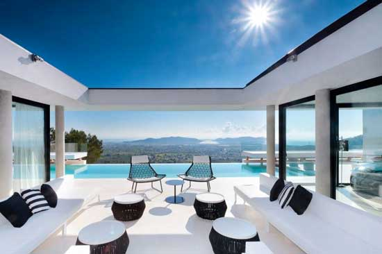 Ibiza Casa Del Art Villa Patio 4