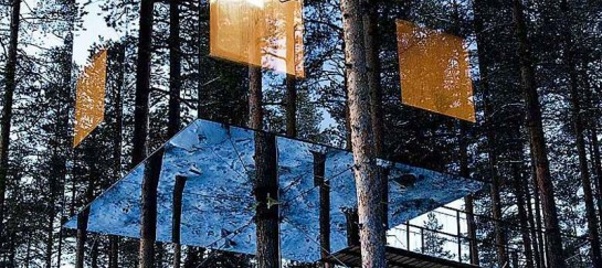 TREEHOTEL IN SWEDEN | DESIGNER HOTEL IN NORTHERN SWEDEN (VIDEO)