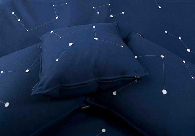 Treehotel Sweden UFO Pillow