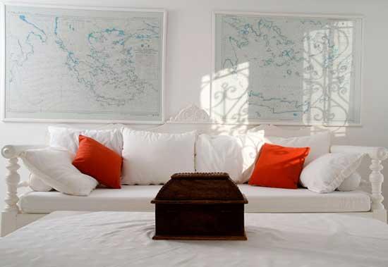 White House Villa Santorini room