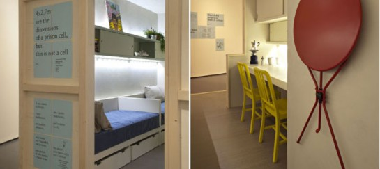 Freedom Room Micro Living Units | Designed by Prisoners