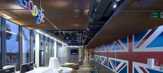 Google's London Headquarter by Penson Group