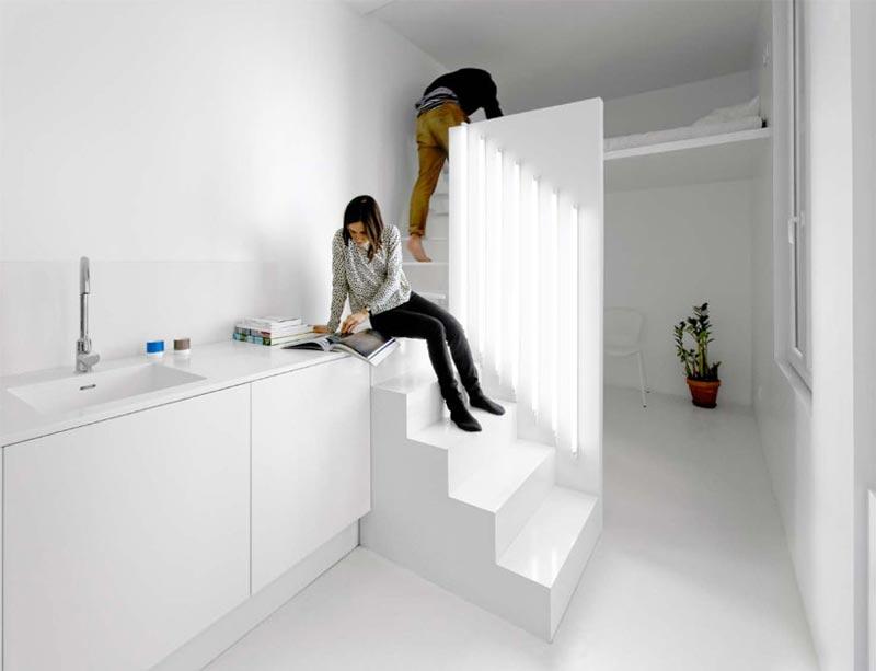 малогабаритная квартира дизайн фото