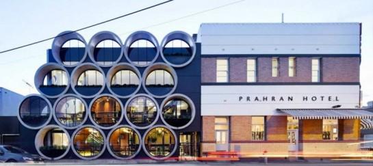 Prahran Hotel in Victoria by Techne Architects