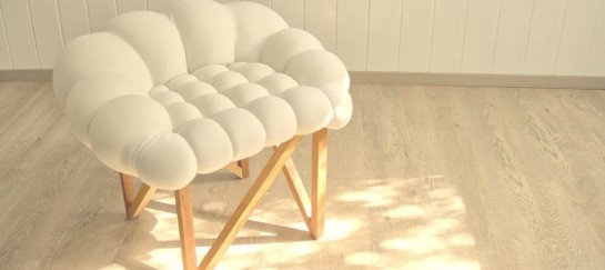 Snöbär Chair by Yonder Magnetik