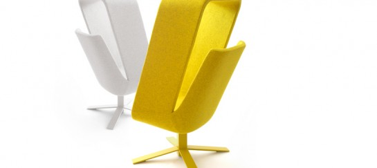 Windowseat Lounge Chair by Mike and Maaike for Haworth