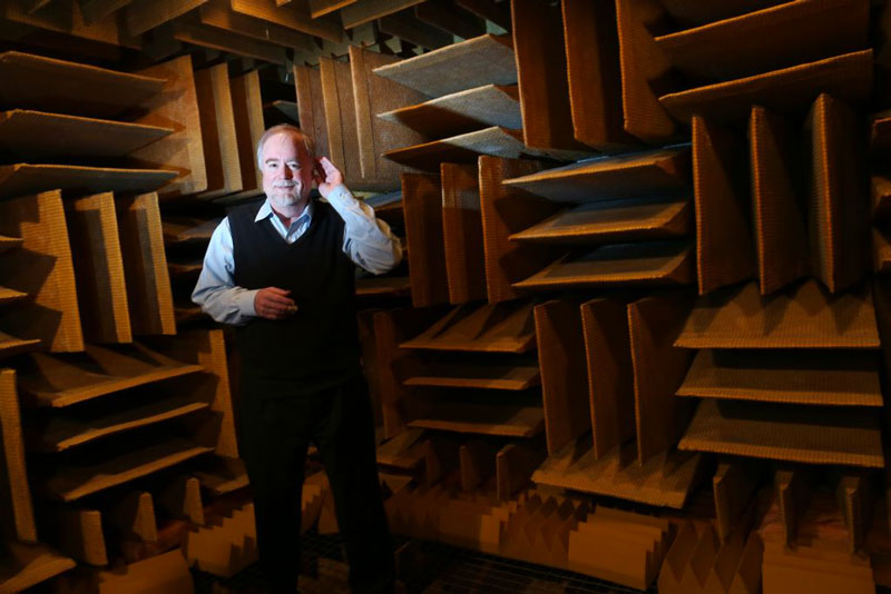 World S Quietest Room Images Amp Video
