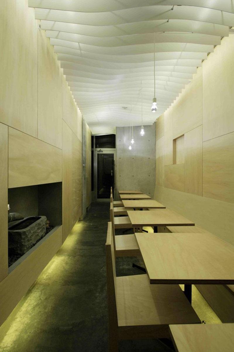 Jebiga Yufutoku Restaurant ISSHO Architects 1