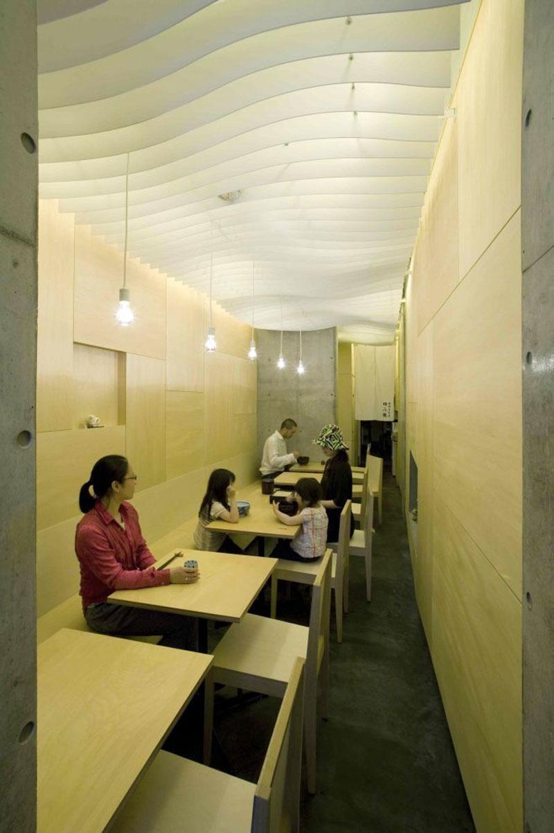 Jebiga Yufutoku Restaurant ISSHO Architects 2