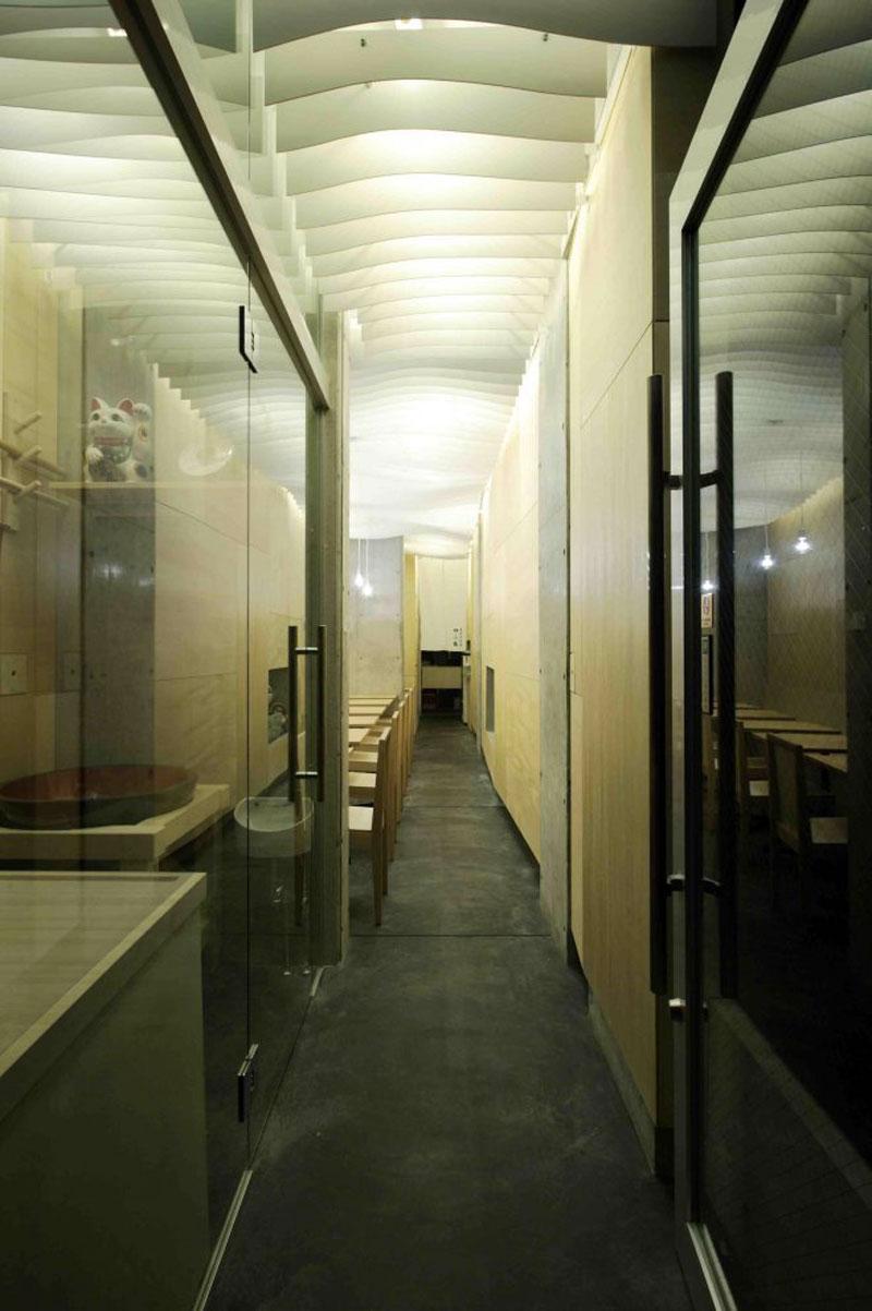 Jebiga Yufutoku Restaurant ISSHO Architects 3