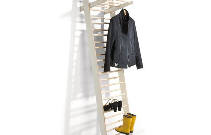 Zeugwart coat and shoe rack