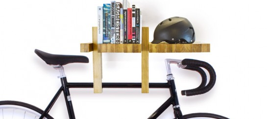 Fusillo Bookshelf by London-Based AndViceVersa