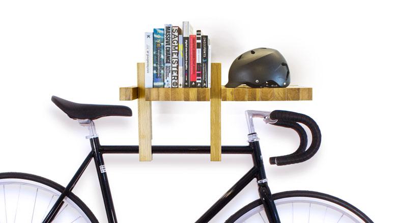 Jebiga Fusillo Bookshelf by AndViceVersa
