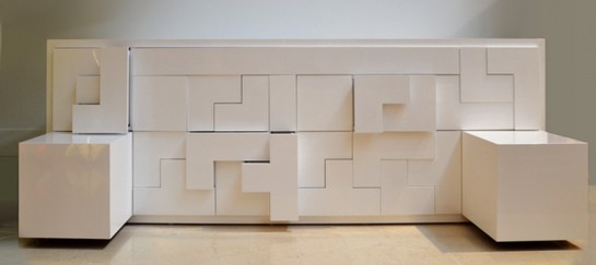 T@tris Furniture from Pedro Machado (Video)