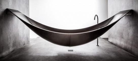 VESSEL HAMMOCK BATHTUB | BY SPLINTER WORKS