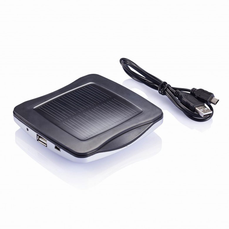 Window Solar Phone Charger and USB cable by XD Design