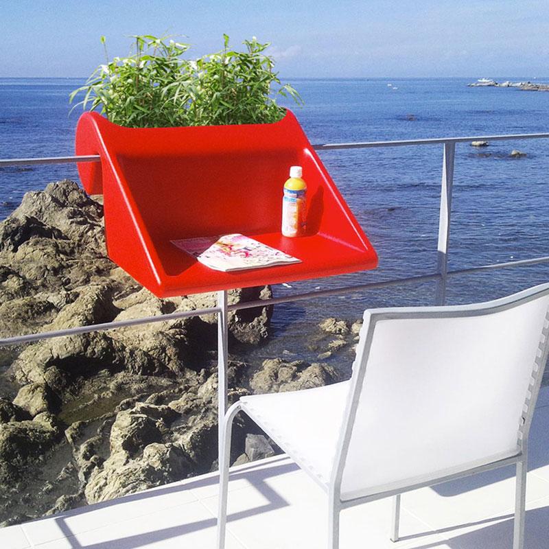 Red balKonzept Balcony Desk