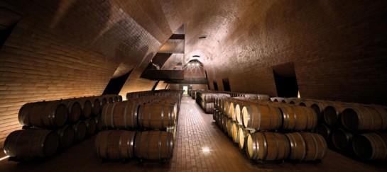 Antinori Winery by Archea Associati