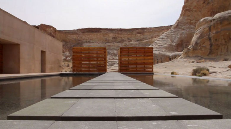 Amangiri Luxury Hotel Resort in Canyon Point Utah