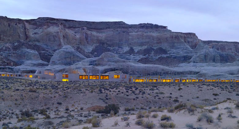 Amangiri Luxury Hotel Resort in Canyon Point Utah on Jebiga