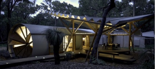 DREW HOUSE | BY SIMON HILLS OF ANTHILL CONSTRUCTIONS