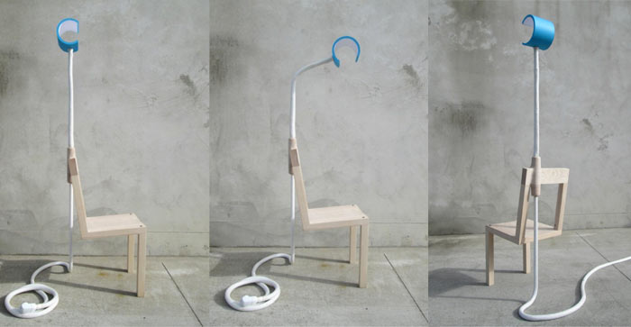 Lambent Chair by Glen Lewis Steele on Jebiga