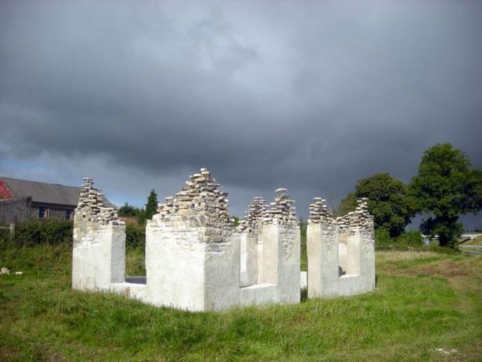 Land Art Installations by Cornelia Konrads