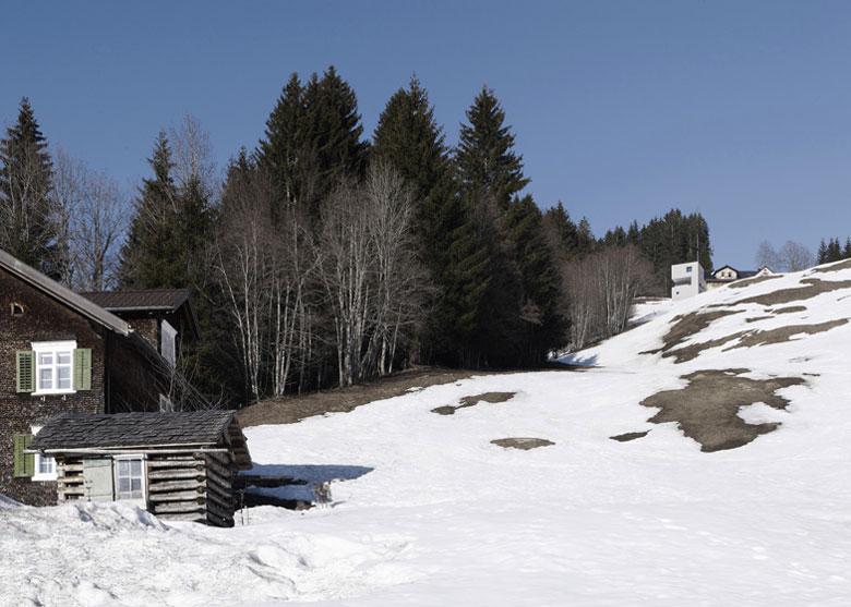 Mountain Cabin by Marte.Marte in Voralberg Austria