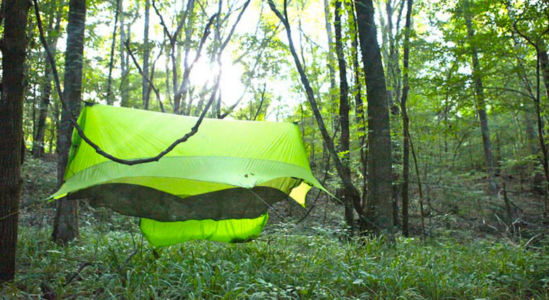 Nube Hammock Shelter by Sierra Madre on Jebiga