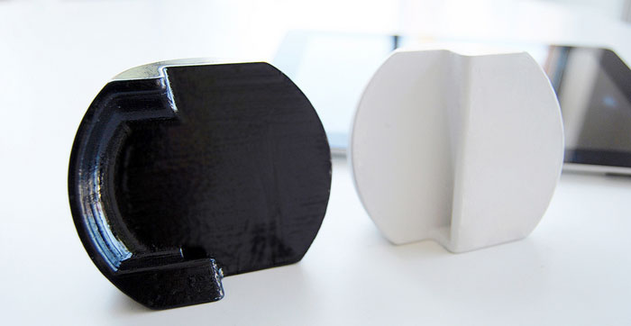 Opus iPhone and  iPad Sound Amplifier Stand 6