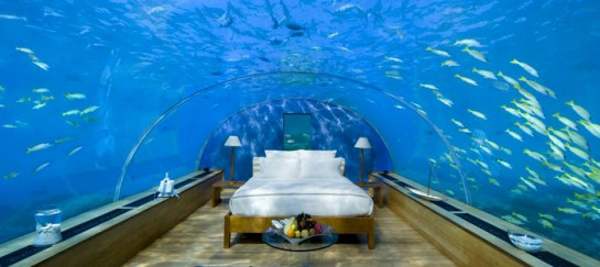Poseidon Resorts | Underwater Hotel In Fiji (VIDEO)