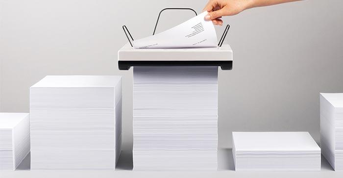 Stack Trayless Inkjet Printer by Mugi Yamamoto on jebiga