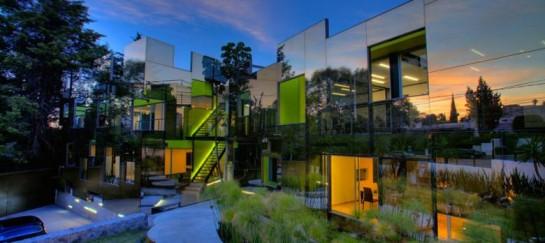 TREVOX 223 REFLECTIVE BUILDING