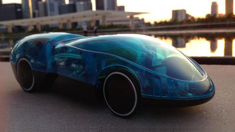 i-H2GO Hydrogen Powered Bluetooth RC Car