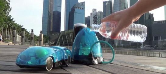 i-H2GO   HYDROGEN POWERED BLUETOOTH CONTROLLED RC CAR (Video)