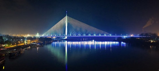 ADA BRIDGE | BELGRADE, SERBIA