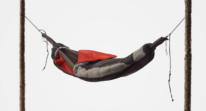 Hammock Compatible Sleeping Bag by Grand Trunk on Jebiga